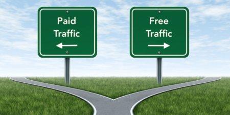 Free or Paid Traffic Strategies