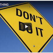 Don't do the thing video pic