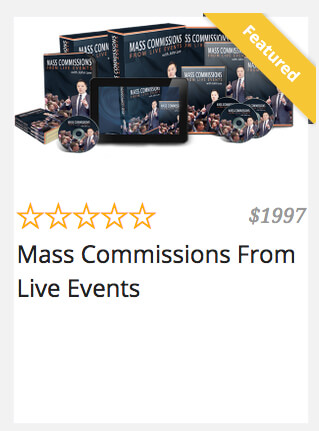 Mass Commissions from Live Events