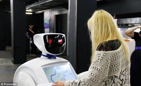 Promo Promotional Robot