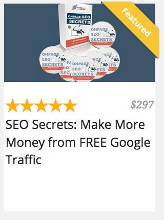 SEO Secrets Make More Money from FREE Google Traffic