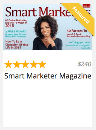 Smart Marketer Magazine