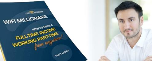 wifi millionaire handbook by matt lloyd