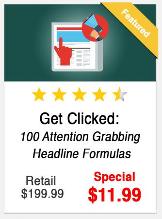 100 headline formulas featured business product