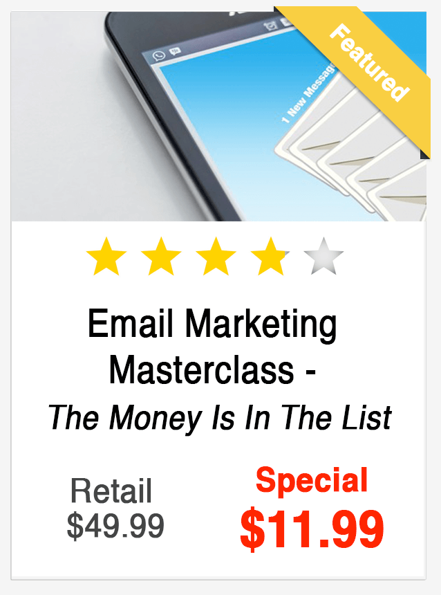 Email Marketing Masterclass Business Training Program