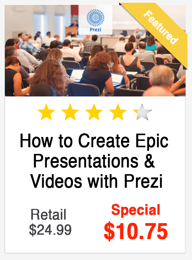 How to Create Epic Presentations and Videos Business Training Program