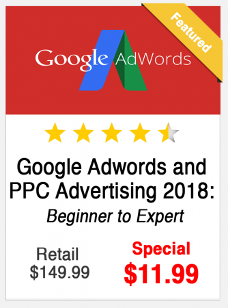Google Adwords and PPC Course
