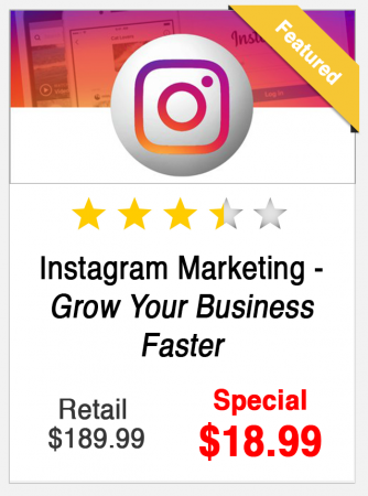 Instagram Marketing Course