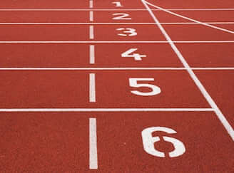Calls to Action - Sport Running Track