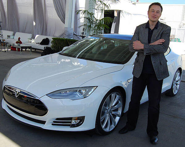 Elon Musk - Entrepreneur and Tesla CEO