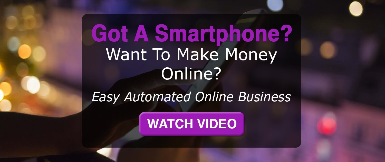 Smartphone to Make Money Online