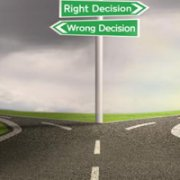 Choose Your Path - The Right vs Wrong Decision