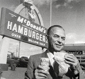 McDonalds Founder Ray Kroc
