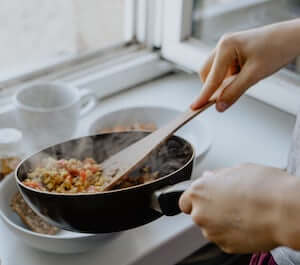 cooking by the recipe - Social Media Marketing Plan