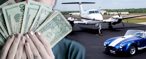 Well-off vs. Ultra-wealthy Differences