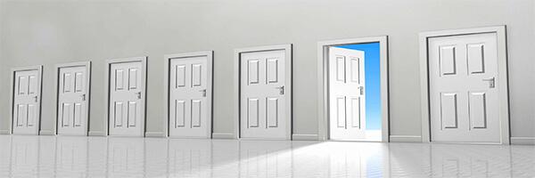 Doors Open for New Opportunities