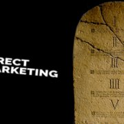 Direct Marketing 10 Commandments