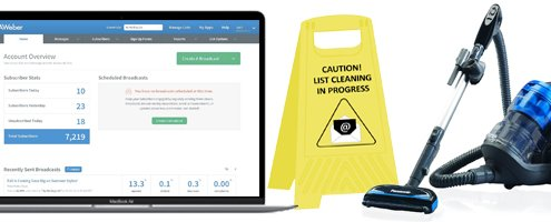 Email Hygiene - Clean Your Email List Regularly