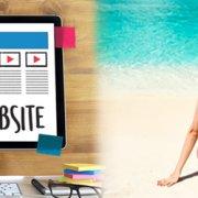 Get New Website & FREE Hoilday