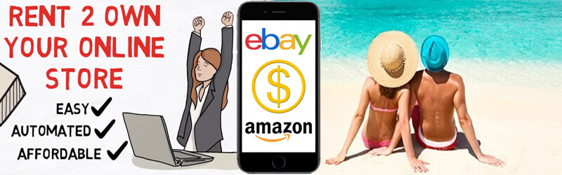 Rent 2 Own Your Online Store & Get FREE Holiday